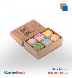 Get Printed Bath Bomb Box On Wholesale Rates