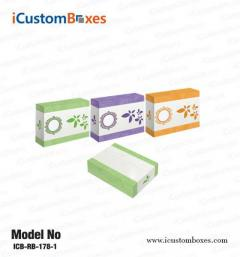Buy Attractive Custom Soap Boxes Wholesale Rates