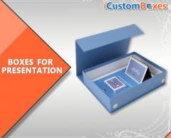 Eco-Friendly Boxes For Presentation On Wholesale