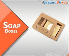 Buy Amazing Custom Soap Boxes On Wholesale Rates