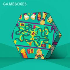 Customizable Game Boxes Packaging For Your Diy C