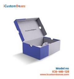 Get Custom Shoe Boxes With Your Own Branded Prin