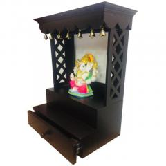 Pooja mandir for home uk with frame