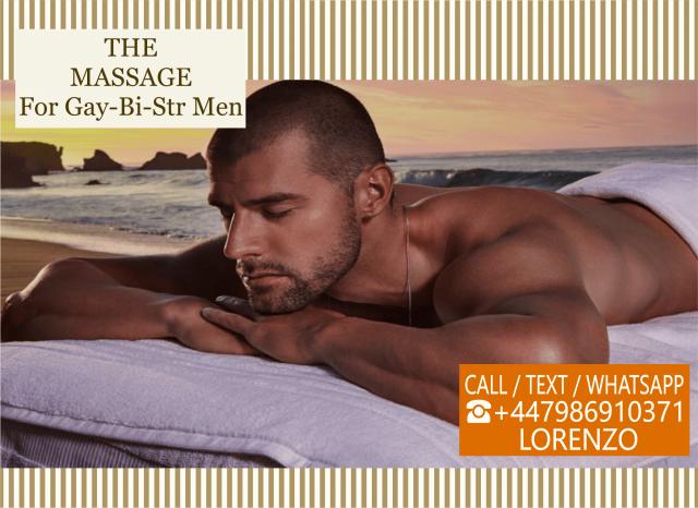 MASSAGEFOR MEN GAY-BI-STR by MALE MASSEUR OUTCALL 3 Image