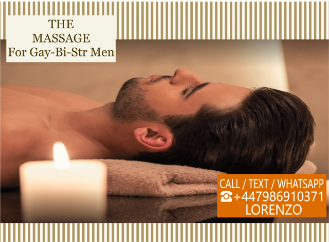 FULL BODY M4M MASSAGE LONDON OUTCALL TO HOME OR HOTEL 4 Image