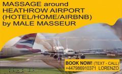 Massage For Men Bymale Masseur Around Heathrow A