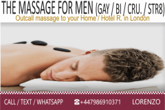 Full Body Massage For Men Gay-Bi-Str At Your Hot