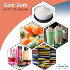 Agro Gums Exports Quality Guar Gum & Derivatives