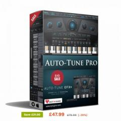 Antares Auto-Tune Pro at Discounted Price Saleonplugins