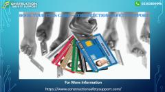 Get your CSCS card Online