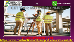 Get Your CSCS Card Online  CSCS Card Online Booking