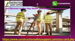 Get Discount on One Day Health and Safety Training Cour