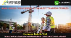 Book Online CITB Courses at Nearest Training Centres