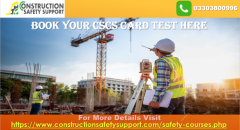 Apply for CSCS Card Test  Book your CSCS Test Here