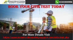 Book a CITB Test Here  Online CITB Test Booking