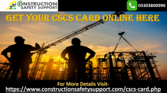 Book your CSCS Card Online  Apply for CSCS Card Online