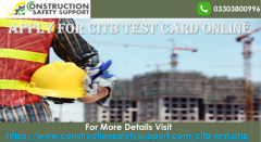Book your CITB Test Card Online  Apply for CITB Test