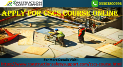 Book your CSCS Course  Apply for CSCS Course Online