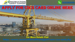 Book your CSCS Card  Apply for CSCS Card Online