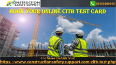 Book your CITB Test Card Online Here