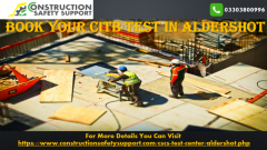 Book your CITB Test in Aldershot