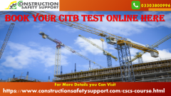 Book Online CITB Test  Apply for CITB Test Here