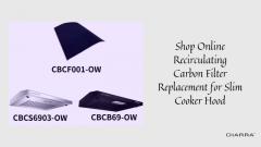 Shop Online Recirculating Carbon Filter Replacem