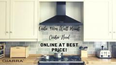 Order 90Cm Wall Mount Cooker Hood Online At Best
