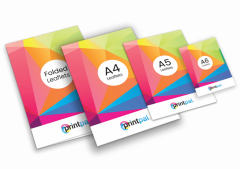Get Premium Quality Leaflet Printing As Per Your
