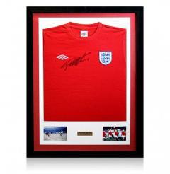 Get The Best Football Shirt Framing & Jersey Dis