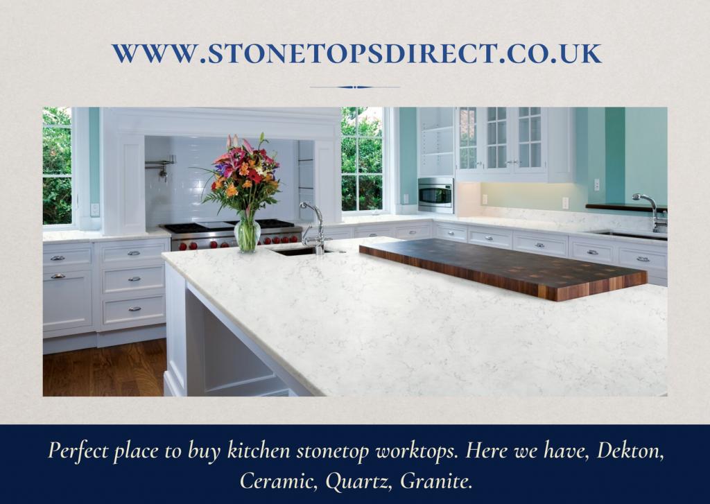 Dekton Worktops For Your Kitchen and Bathroom 5 Image