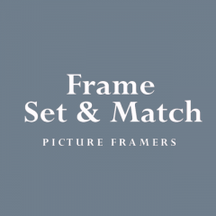 Beautiful Perspex Picture Frames And Wall Mirror