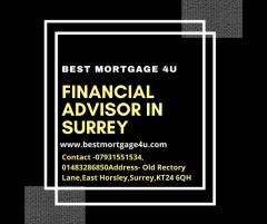 Financial Advisor in Surrey