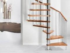 Genius Spiral Staircase -The Custom-Made Kit Sta