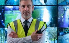 Hire Security Guards in London at PA Security