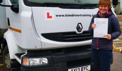 Top-Notch Hgv Driver Training In Berkshire