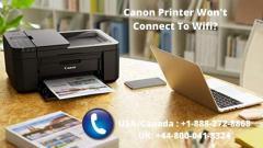 Fix Canon Printer Wont Connect To Wifi Error  Ca