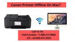 Easy Way To Fix Canon Printer Offline Mac Issue