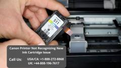 Steps To Fix Canon Printer Not Recognizing Ink C