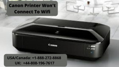 Canon Printer Not Connecting To Wifi Call To Fix