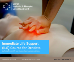 Immediate Life Support Course for Dentists in London