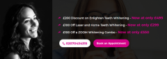 Teeth whitening London - Retain Your Dazzling Smile