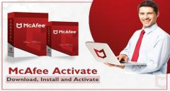 McAfee.comActivate - Enter your code - McAfee Log in