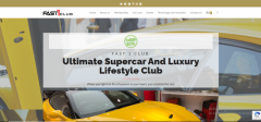 Supercar And Luxury Lifestyle Club  Fast1 Club.