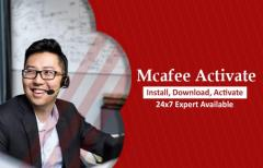 Mcafee.comactivate