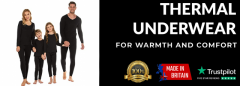 Quality Thermal Underwear-Thermals UK - Mens Thermal