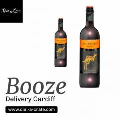 Booze Delivery Cardiff