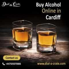 Buy Alcohol Online In Cardiff
