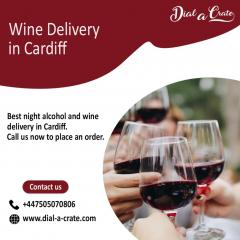 Wine Delivery In Cardiff