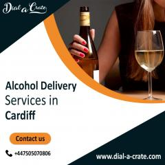 Alcohol Delivery Services In Cardiff